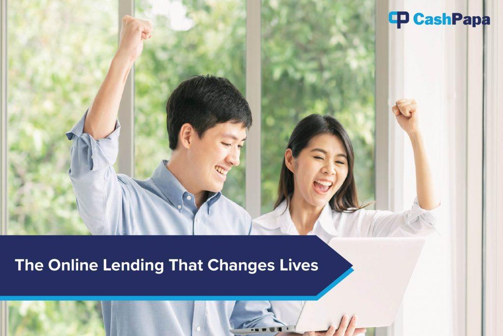 The Online Lending That Changes Lives CashPapa